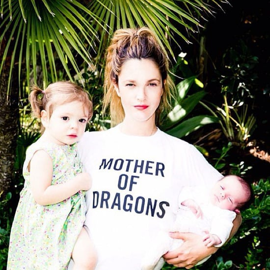 7 Sweet Photos of Drew Barrymore and Her Adorable Daughters