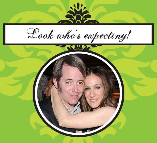 SJP and Matthew Broderick Expecting Twins Via Surrogate!