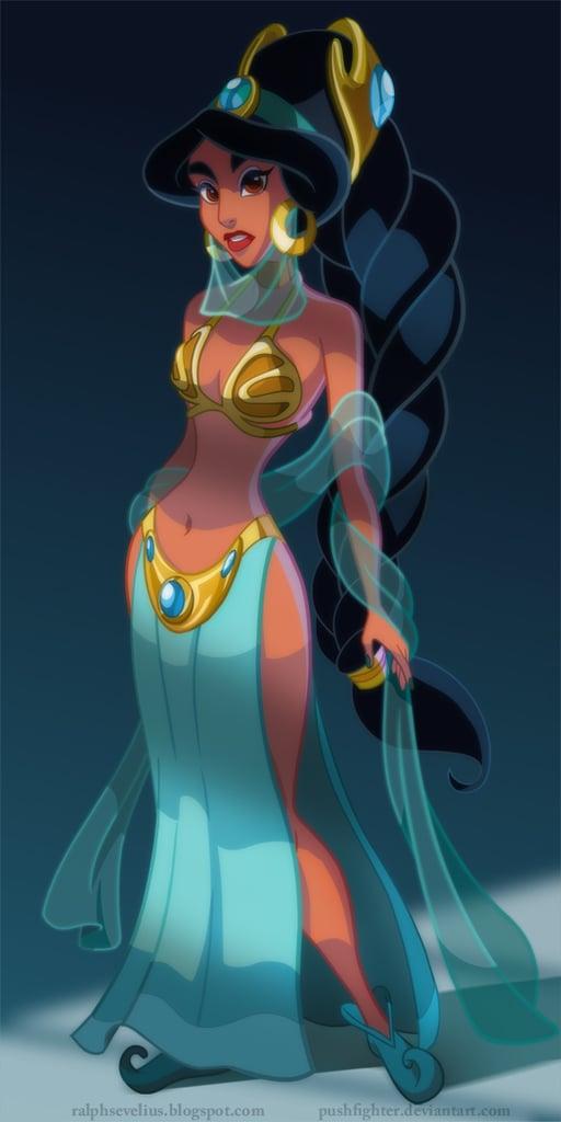 Star Wars Jasmine