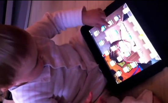 Surprising Study Shows iPads May be Safe for Baby