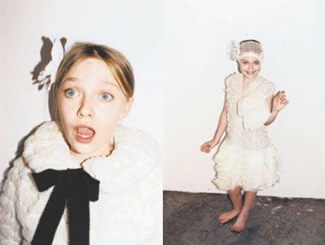 Dakota for Marc Jacobs?