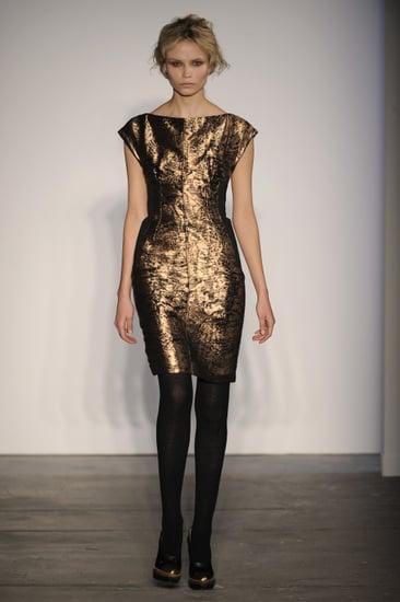 New York Fashion Week: Proenza Schouler Fall 2009