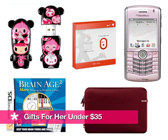 Valentine's Day Gifts For Her Under $35