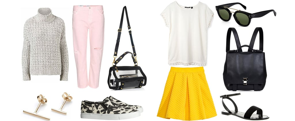 Shop: Outfit Ideas For Every Day of Your Long Weekend