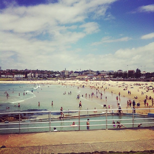 On warm, sunny weekends, you'll find us at the beach. Who else is stoked that summer is upon us?!