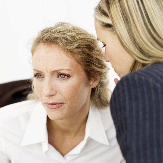 Dear Poll: Do You Have an Office Gossip?