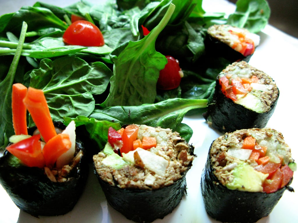 Serve Healthy, Local, or Even Raw Foods