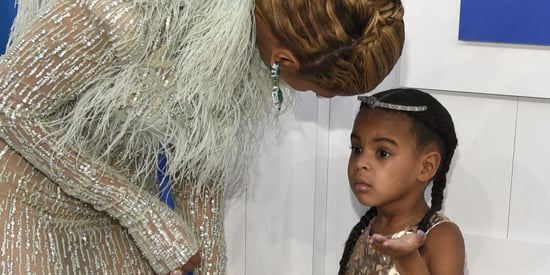 Blue Ivy Doesn't Seem To Be A Fan Of The VMAs, Or Any Other Award Show For That Matter