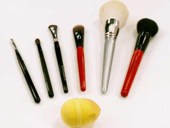 Must-Have Makeup Brushes