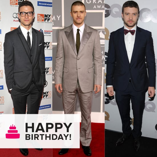 No Wonder Justin Timberlake Is All About the Suit and Tie