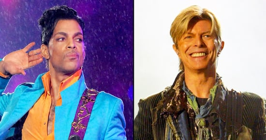 Why Weren't Prince and David Bowie Honored at MTV VMAs 2016?