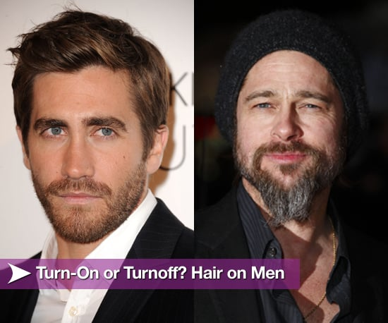 What Hair on Men Is Attractive?