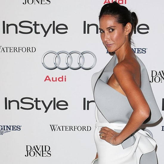 Celebrity Arrivals at InStyle's 2013 Women of Style Awards