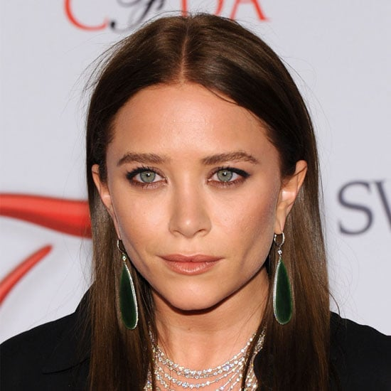 Mary-Kate Olsen New Brown Hair
