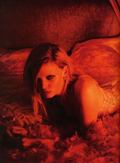Lara Stone in Vogue Paris February 2009: A Star is Born?