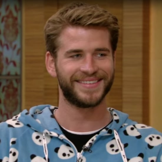 Liam Hemsworth Talking About Sleeping in the Nude