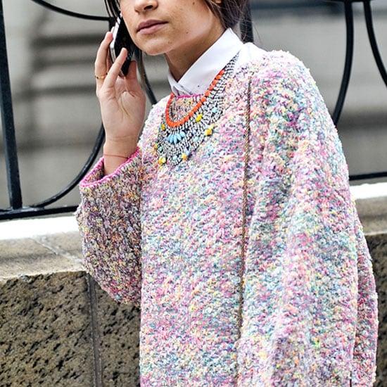 Knitwear for autumn/winter