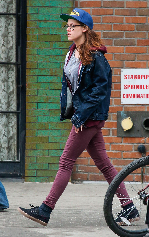 Kristen Stewart Has No Problems