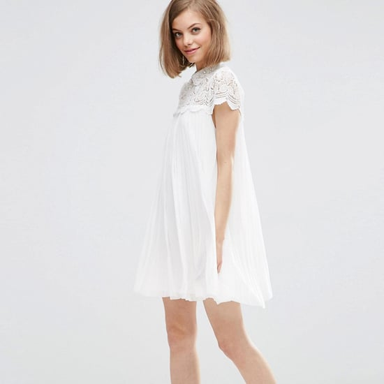 Best White Pleated Dresses and Skirts