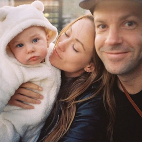 Pictures of Jason Sudeikis and Olivia Wilde's Son Otis