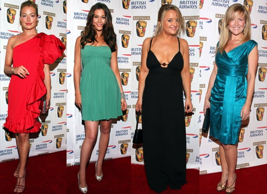 BAFTA LA British Comedy Awards Featuring: Cat Deeley, Lucy Davis, Joss Stone, Simon Pegg, Edgar Wright, Billy Connolly