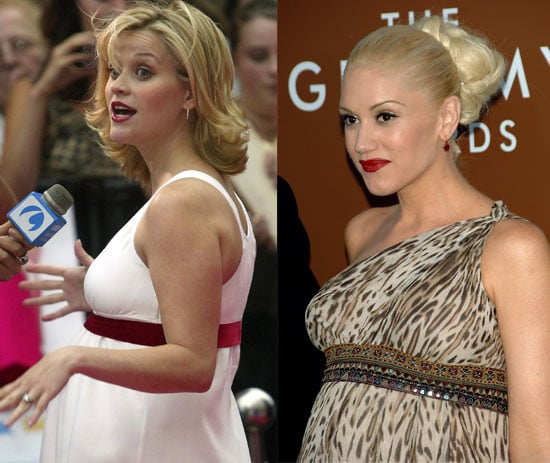 Did You Go Through Your Pregnancy With A Celeb?
