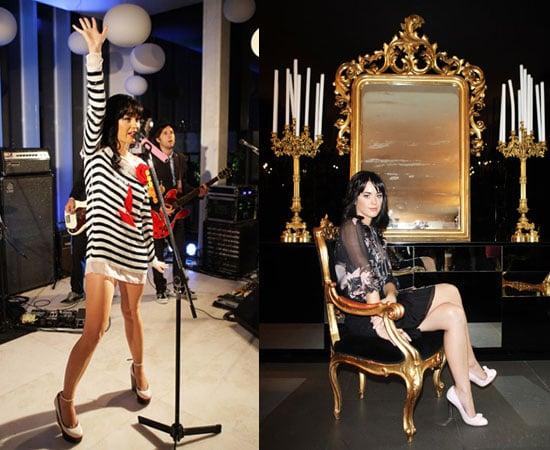 Milan Fashion Week, Spring 2009: Domenico and Stefano Heart Katy Perry