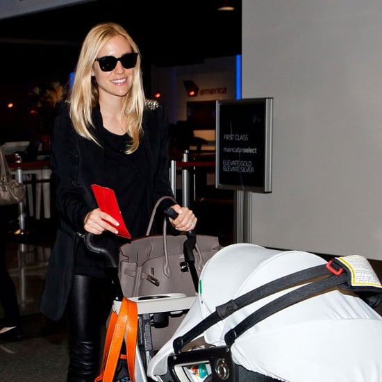 Kristin Cavallari Traveling With Baby Camden | Pictures
