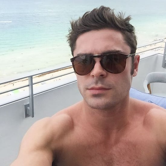 Sexiest Male Celebrity Selfies 2015