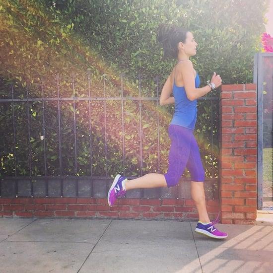 Jordana Brewster Fitness Inspiration