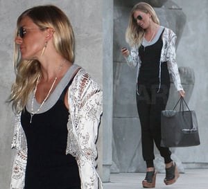 Pictures of Sienna Miller in Sweatpants in LA