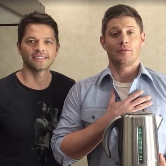 Jensen Ackles and Misha Collins People's Choice Awards Video