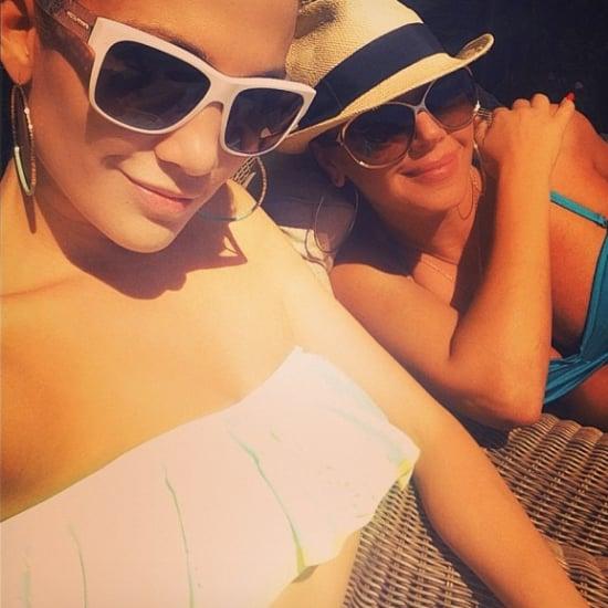 Celebrity Instagram Pictures   July 17, 2014