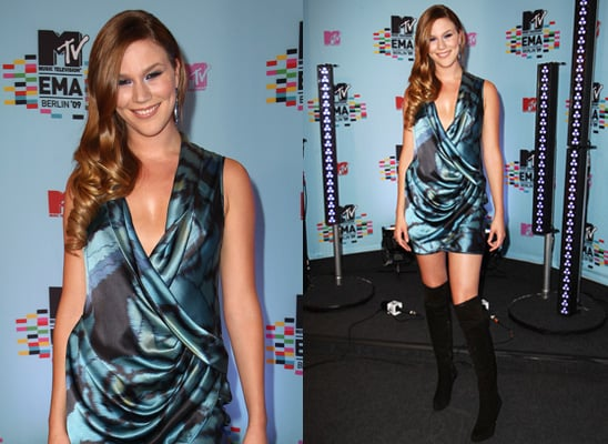 Photos of Joss Stone Arriving at the MTV EMA Awards 2009