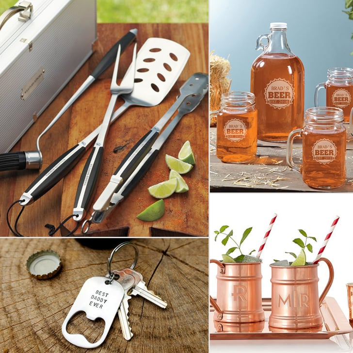 15 Customizable Gifts to Make Father's Day a Little More Personal