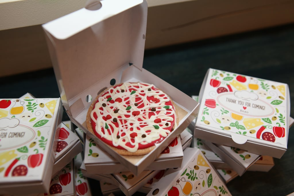 Pizza Cookie Favors
