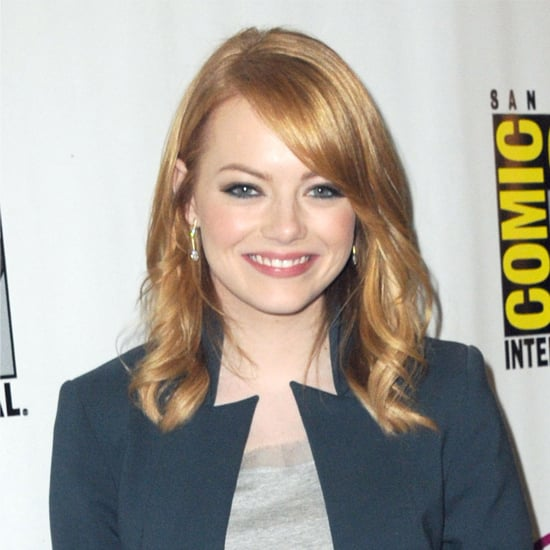 Emma Stone's New Blond Hair