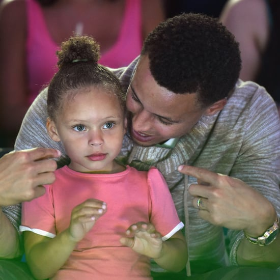 Riley Curry's Playhouse