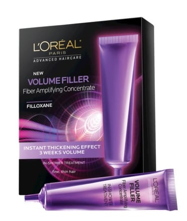 L'Oréal Paris Volume Filler Fiber Amplifying Concentrate