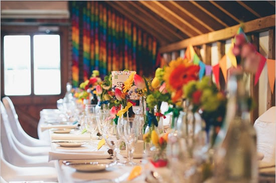 Bright Tablescape