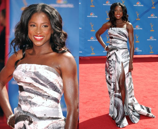 Rutina Wesley at 2010 Emmy Awards