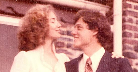 Hillary Clinton Wishes Bill a 'Happy Birthday' With Sweet Throwback Wedding Photo