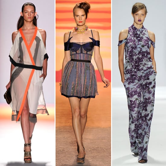 Flattering Spring 2012 Fashion Trends