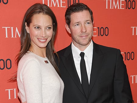 Ed Burns Reveals Secret to Long-Lasting Marriage with Christy Turlington