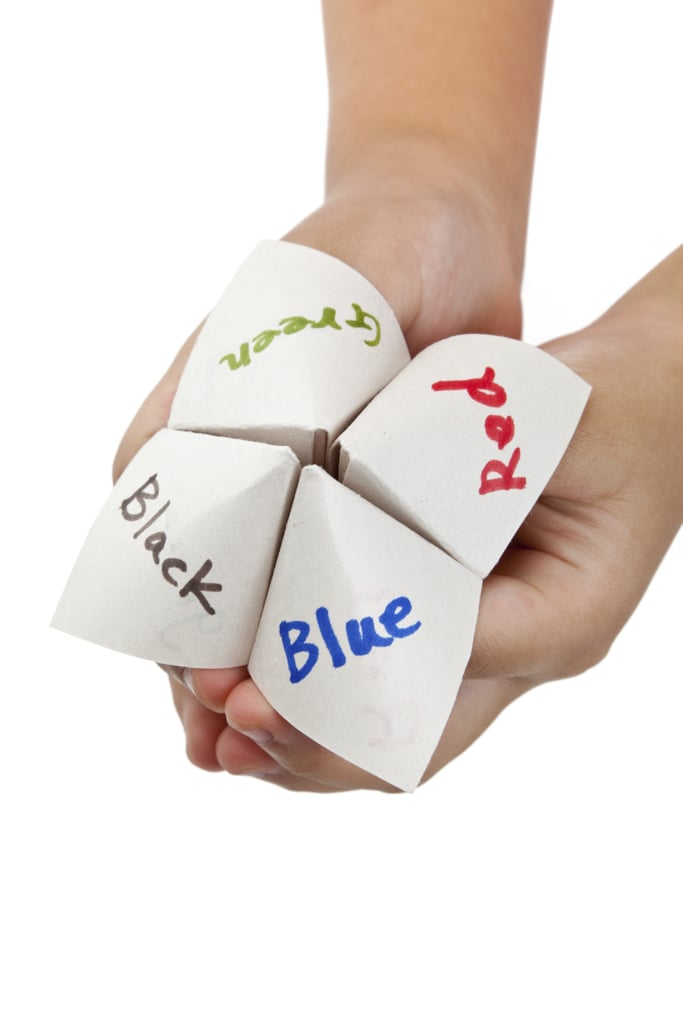 Paper Fortune Tellers