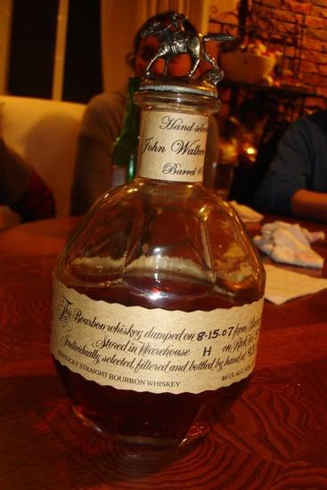 Happy Hour: Blanton's Single Barrel Bourbon