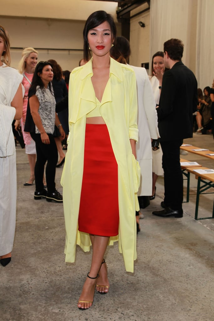 Nicole Warne at MBFWA Day Four