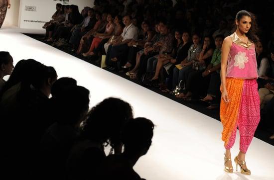 Lakme Fashion Week: Kaushie Adiseshan Fall 2009