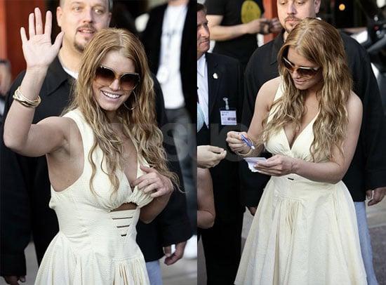 Jessica Is A Major Movie Star, Designs Underwear