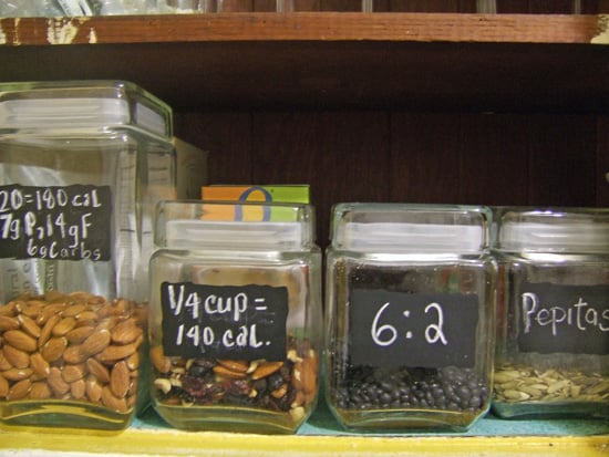 Use Chalkboard Labels on Jars